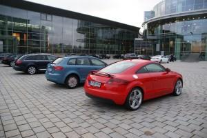 Audi und seine Geschwister