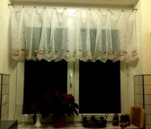 Pimp my Küchenfenster