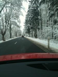 Der Winter ist angekommen