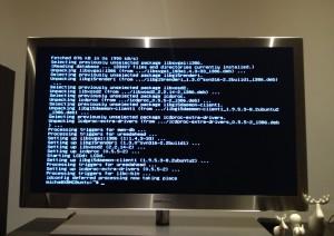 XBMC unter Linux - es geht los