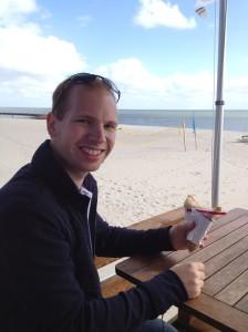 Stärkung am Strand - perfektes (und leckeres) Urlaubsfeeling