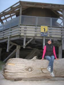 "Dani am ""großen Strand"""