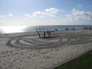 Morgendliche Idylle am Hörnumer Strand