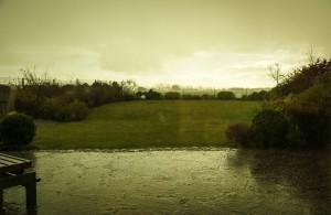 Selbst wenn es mal geregnet hat, war es eigentlich sonnig .. zumindest meistens ;-)
