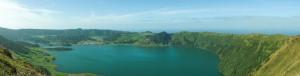 Panoramablick - sorgfältig ausgesucht nach idealen Sonnenverhältnissen