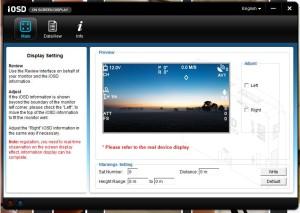 Der iOSD Assistant - hier gibt es auch in Version 4 nicht viel zu tun..