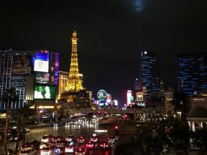 In Las Vegas ist alles etwas größer