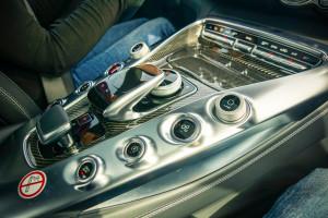 Ergonomie im Innenraum ist ein schwieriges Thema beim GT S