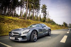 Der AMG GT S - unser Rendezvous für einen Tag
